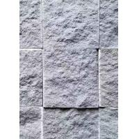 Cheap Exterior Wall Polished Granite Tiles High Gloss Grey Color Uniform Structure for sale
