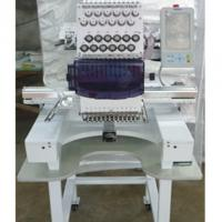 Best Highly Speed Computer Embroidery Machine , Cap And T Shirt Embroidery Machine wholesale