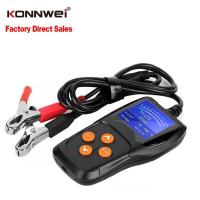 China 12V 2000 CCA Car Battery Load Tester Monitor Digital Analyzer Bad Cell Test Tool on sale