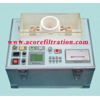 Best DST Transformer Oil Dielectric Strength Tester wholesale