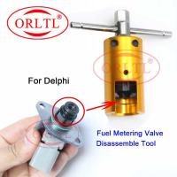 China ORLTL Common Rail Pump Injector Fuel Metering Valve Removal Tool Meter Valve Unit Puller Repair Tools For Bosch / Delphi on sale