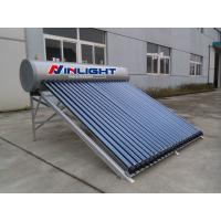 Best Solar Thermal Indirect Pressurized Solar Water Heater Glass Tube With Heat Pipe wholesale