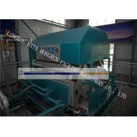 Best Green Orange Color Paper Pulp Making Machine Durable With CE / ISO9001 wholesale