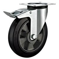 Best Heavy Duty Institutional Industrial Caster Wheels With Total Lock Industrial 200mm wholesale