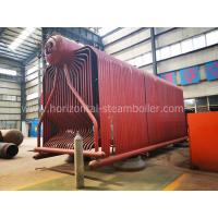 Double Drum Coal Burning Boiler / Sugar Mill Industrial Biomass Boiler