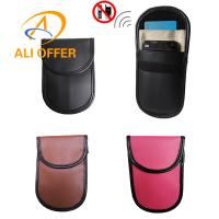Best alioffer Mobile Phone Signal Shielding Blocking Jammer Bag 4.3 for iPhone 4 4S 5 5S Samsung No Signal Service wholesale