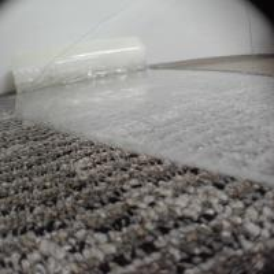 Best Protective Carpet Film ,Printable ,Transparent Polyethylene, Rubber glue ,80Micron wholesale