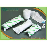 China White Medical Supplies Bandages , POP Plaster Of Paris Cast Bandage High Load on sale
