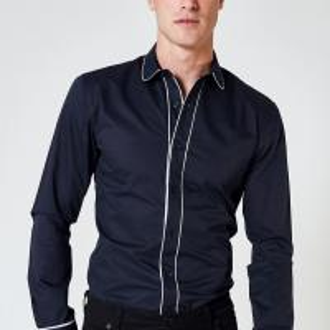Best OEM ODM Men High Quality Bulk Shirt 2019 Factory Wholesalers, New Design Men Blue Shirt wholesale