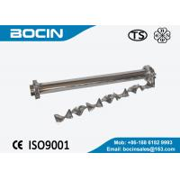Buy cheap BOCIN two liquid mixing Inline Static Mixer with ISO9001 certificate product