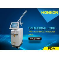 Buy cheap Vagina Loosing Sm100600al Fractional Co2 Laser For scar and stretch mark. product