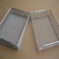 China Hot sale Factory Price 304 stainless steel wire mesh basket good quality on sale