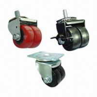 Best Caster, 50mm Industrial Caster with Load Capacity of 40kg, Used in Display Racks wholesale