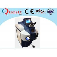 Best High Corrosion Bearing Jewelry Laser Welding Machine 300W With LED Lamp Microscope wholesale