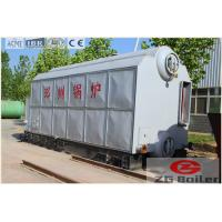 China SZL Shop Assembly Water Tube Boiler| on sale