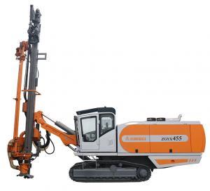 Best Open Hole DTH Drilling Rig 11280 * 2500 * 3500mm Size ZGYX - 455 Model wholesale