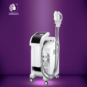 Best hot selling 4h yag ipl e-light rf four all in one white ipl equipment wholesale