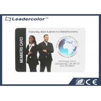 Intelligent Contactless RFID Card Standard Size Membership Management
