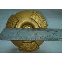 China Diamond Grinding Disc For Concrete on sale