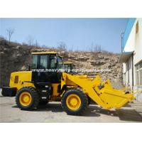 Cheap 938 Wheeled Frond End Loader With 40km/H Max.Speed Of Yj315 Transmission Grab for sale