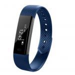 ID115 Plus Wristband Sport Heart Rate Smartband Fitness Tracker Smart Watch