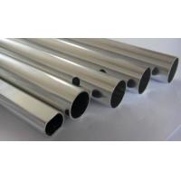 Cheap Good Weld Ability Aluminum Round Tubing Apply To Tanker / Curtain Wall for sale