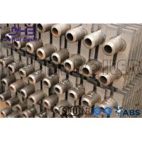 China Square Stainless Steel Finned Tube , Economiser Fin Tube Radiator Industrial on sale