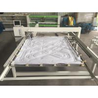 China Bedcover Computerized Single Needle Quilting Machine Carpet Making Machine on sale