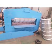 Best Servo Motor Feeding Custom Roll Forming Machine Metal Roof Sheet Crimping Curved Machine wholesale