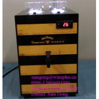 China HFC - 134a Jagermeister Tap Machine With Stainless Inner Tank And LED Light Up Bottle System on sale