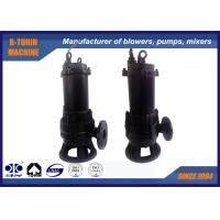 Best Industrial Submersible Sewage Pump with cast iron pump for civil works wholesale