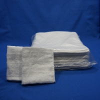 Best Snow White Mini Bleached Airline Towel Checker wholesale