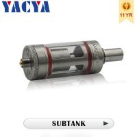 China 0.5ohm E Cig Vaporizer  Kanger Sub Tank RBA 6.0ML Kanger Subtank on sale