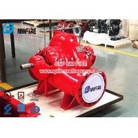 China 1500 Gpm Centrifugal Diesel Engine Driven Fire Pump Set For Pump And Diesel Engine on sale
