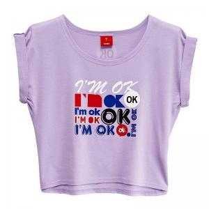 China I'm OK Short Sleeve T-shirt on sale
