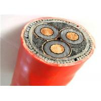 China Multi Core MV Power Cable Copper Conductor Steel Armoured Electrical Power Cable on sale
