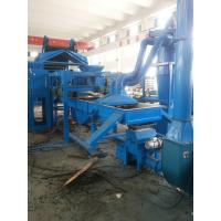 China 1000kg/hr Used Tire Recycling Machine For Steel Wire Tire , Automatic Tire Recycle Machine wholesale
