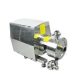 Best emulsion pump honey mixer high speed shear disperser laboratory vacuum mixer cosmetic mini homogenizer wholesale