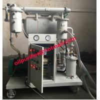 China Portable Insulation Oil Treatment Plant,Small Transformer Oil Filter Machine,degas,dewater on sale
