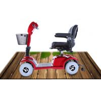 Buy cheap 2015 New Hot D101-L Luxuary Folding 4 wheels electric mobility scooter for the from wholesalers
