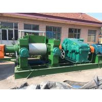 China Tyre Recycling Crusher/Rubber Tire Crusher Equipment/Waste Tyre Recycling machine Tyre Crusher on sale