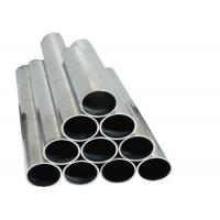 China T304 Stainless Steel Conduit , Annealed Stainless Steel Round Tube Non Standard on sale
