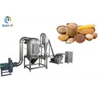 China Industry Grain Powder Grinder Machine , Rice Wheat Corn Flour Milling Machine on sale