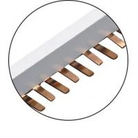 Best 63A Copper Bus Bar Electrical Bus Bar Connections Standard Segmented Connecting wholesale