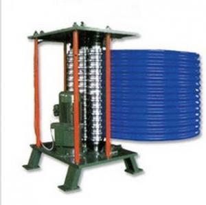Best Corrugated Roofing Sheet Bending Machine , 0 - 15m / Min Metal Curving Machine wholesale