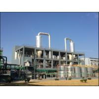 China MVR Falling Film Evaporator For Seawater Salt Production / Waste Heat Evaporation System on sale