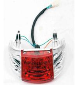 Best CEM Honda WAVE 125 Parts Of Motorcycle Lights , Honda Wave 125 Accessories wholesale