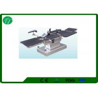 Cheap Height Adjustable Operating Room Equipment For Hospital Operating Table for sale