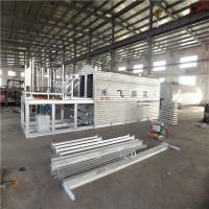China Drummed Melting Plant No Asphalt Pollution Various Hazardous Wastes Melting Equipment on sale