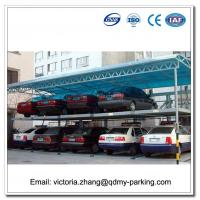Best Automated Car Parking System 2 Level Car Stacker Double Stack Parking System wholesale